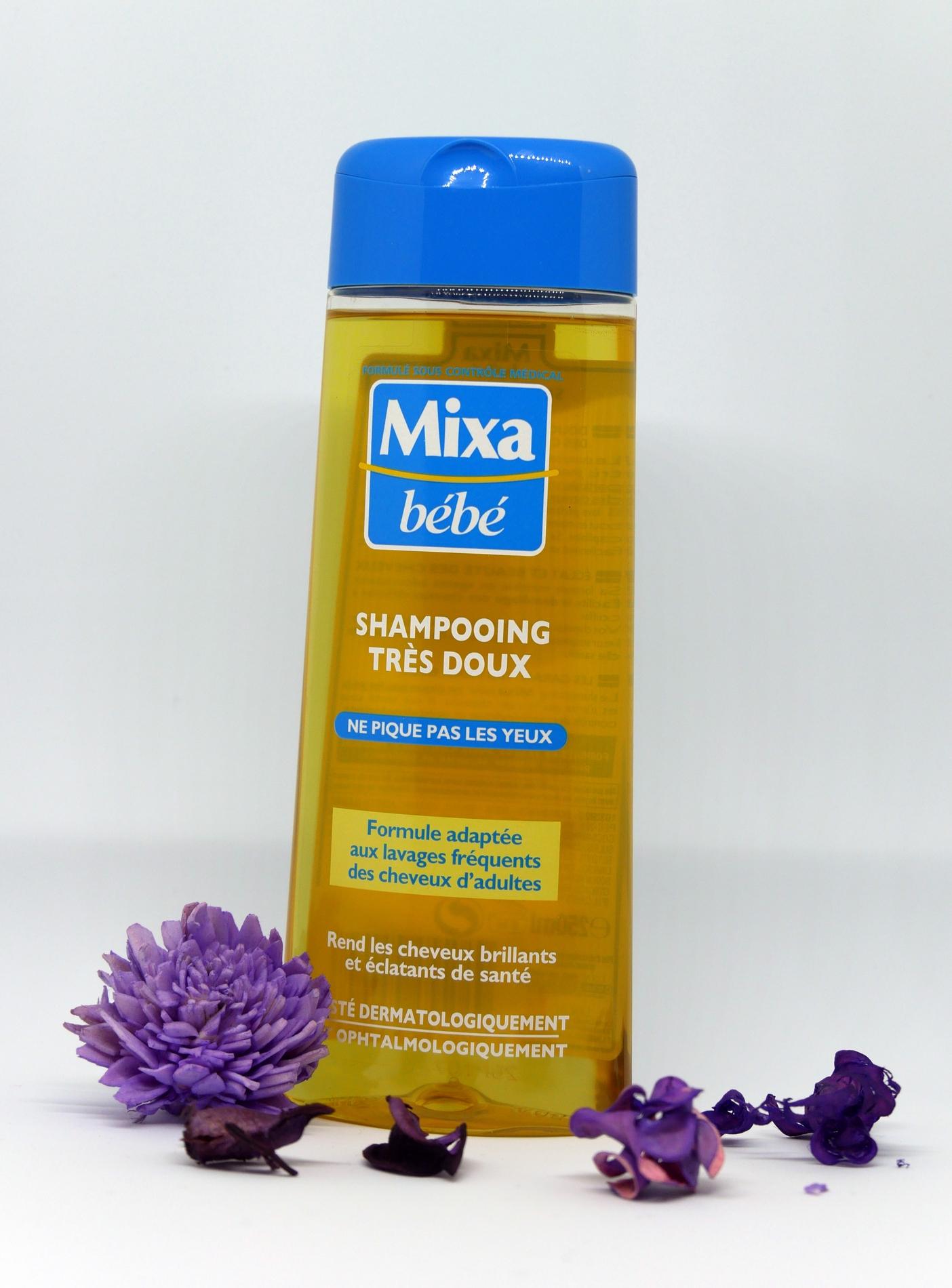 shampoing bébé - juliesliberties