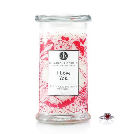 imperial candles packaging - juliesliberties