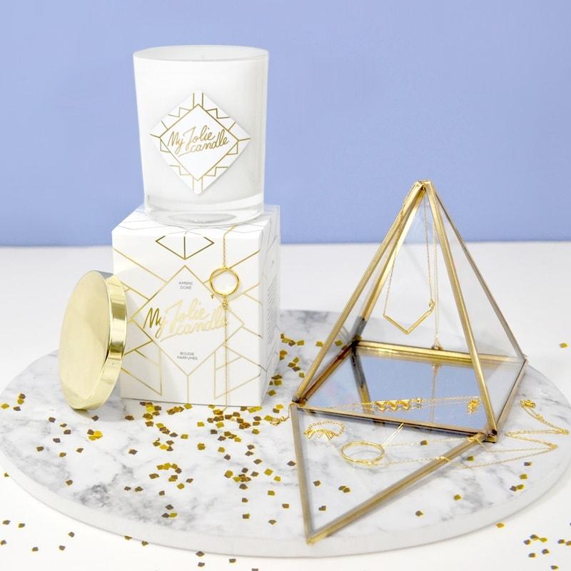 my jolie candle packaging - juliesliberties