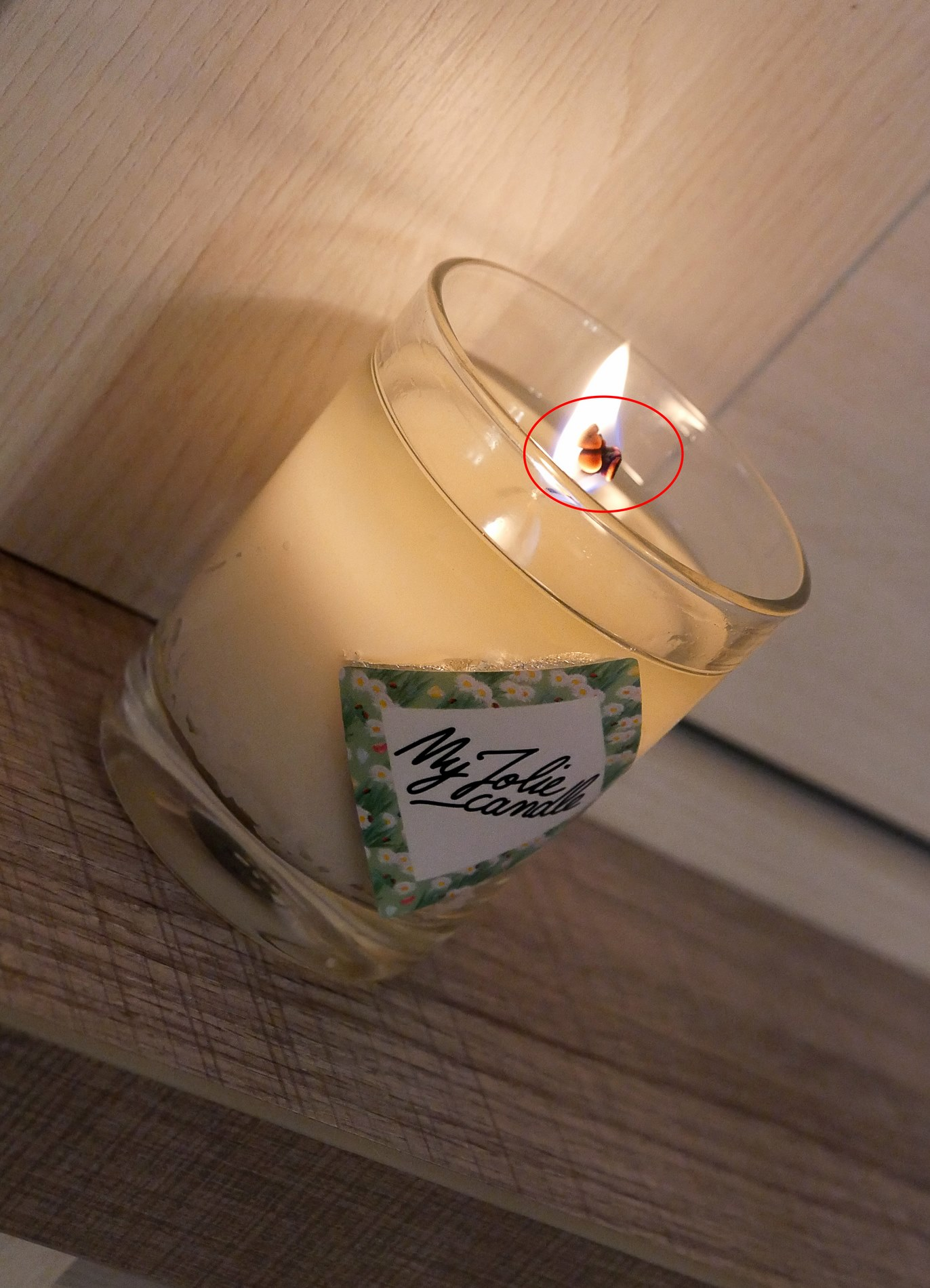 emballage my joliecandle - juliesliberties