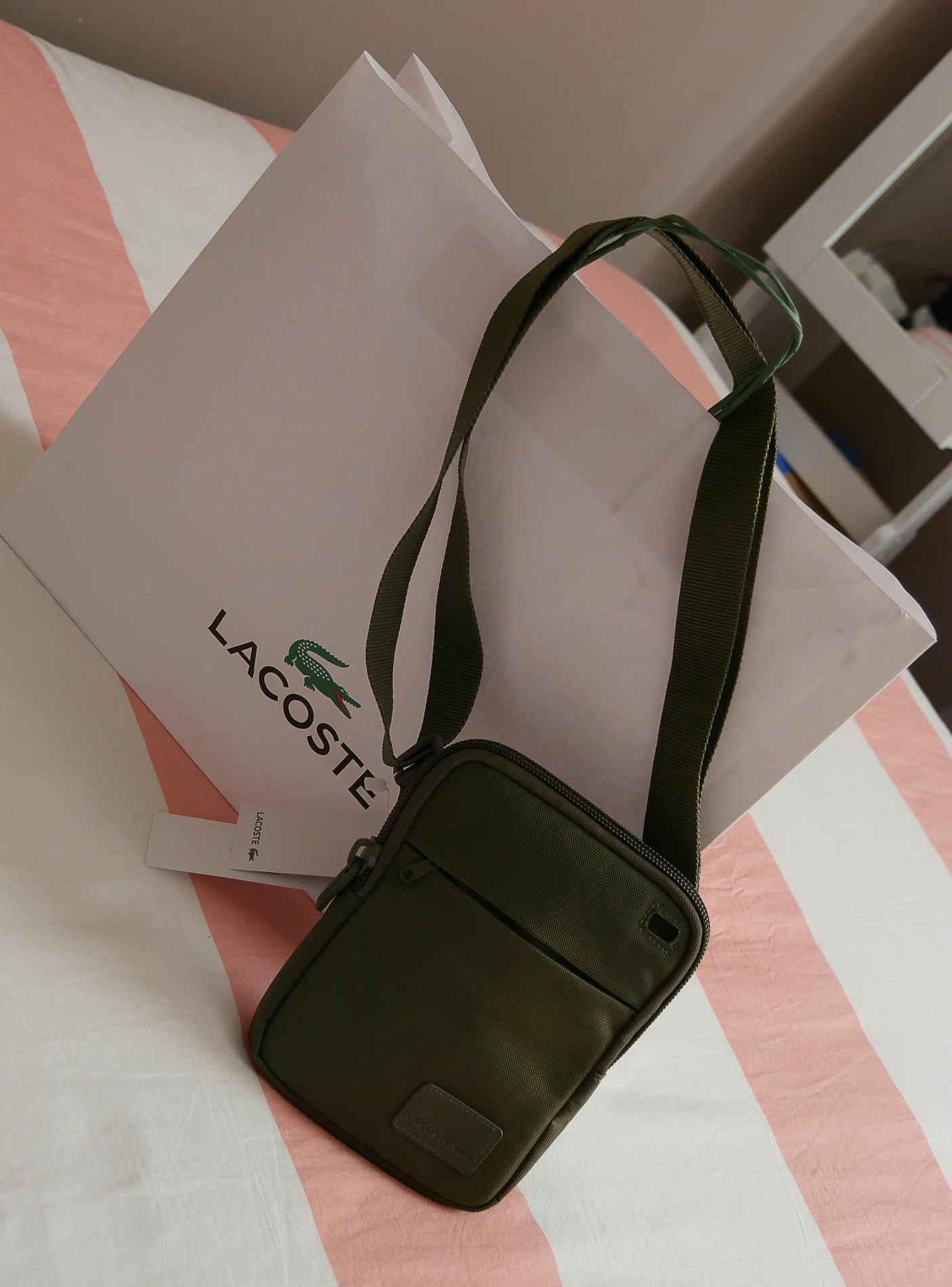 roca village barcelone shopping lacoste - juliesliberties
