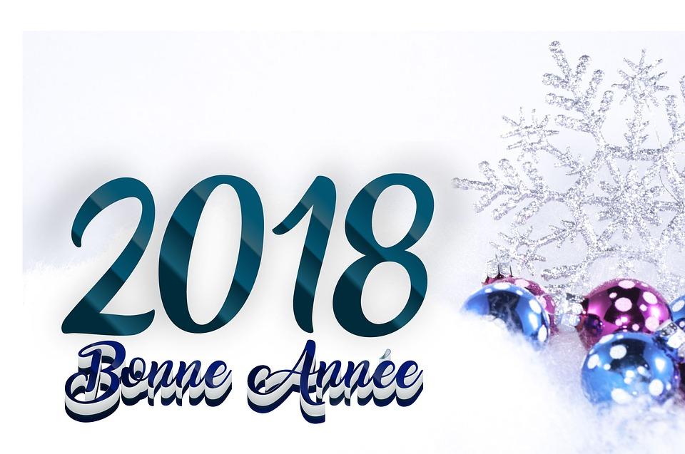 bonne année - juliesliberties