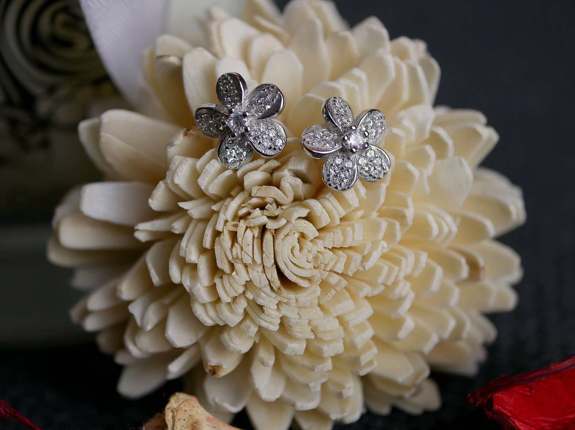 boucles d'oreilles jewelcandle - juliesliberties