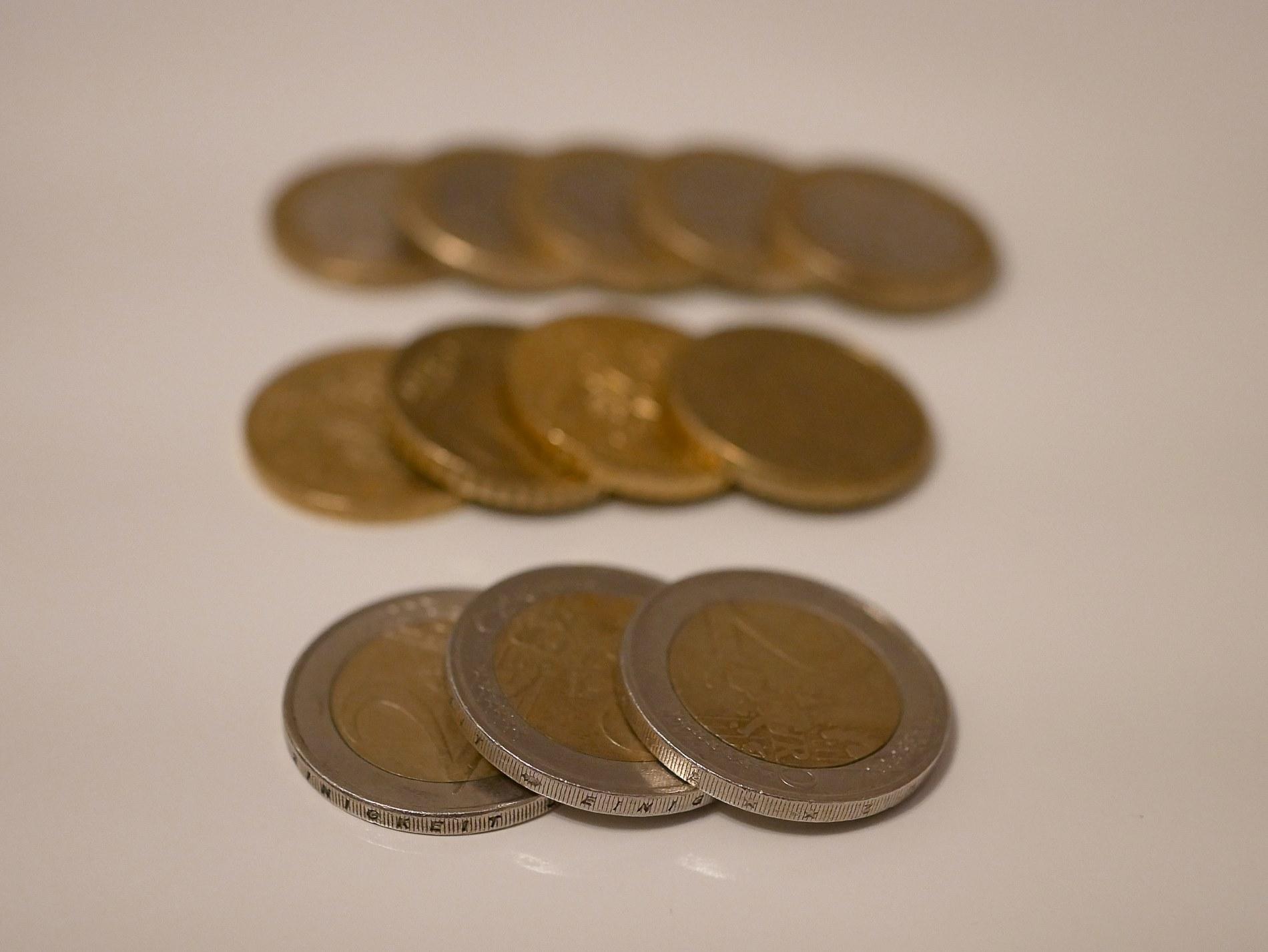 pièces euro - juliesliberties