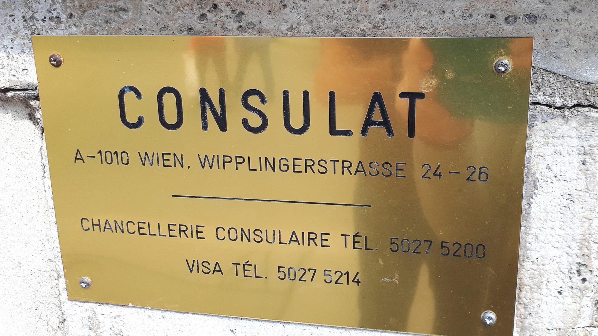 adresse Consulat France Vienne - juliesliberties