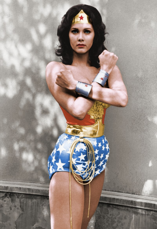 Wonder Woman - juliesliberties