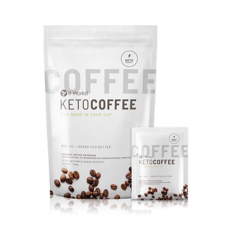 It-Works Keto Coffee