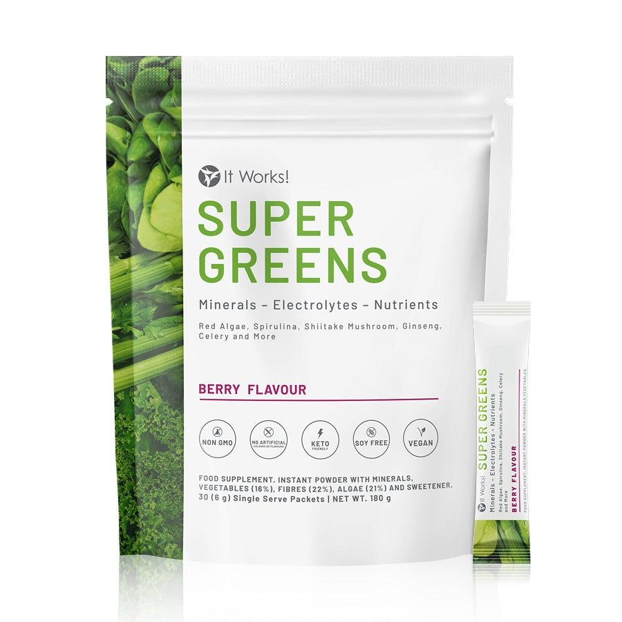 It-Works Super Greens